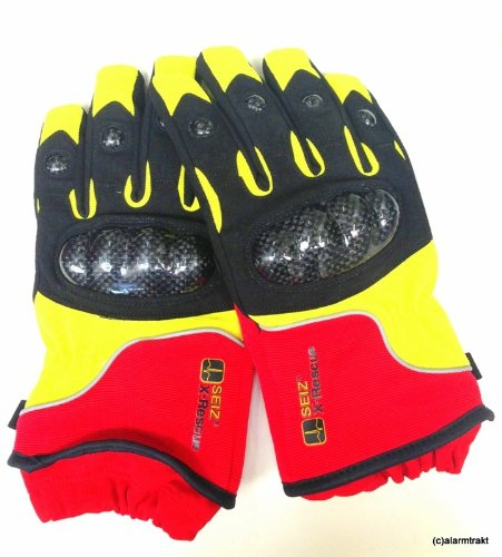 SEIZ® X-Rescue Schutzhandschuhe für die technische Hilfe (THL)