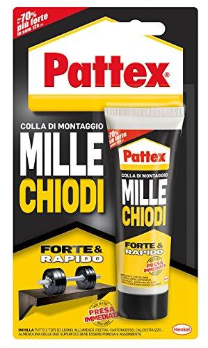 Pattex statt bohren starke & schnell–Kleber für Montage, 100gr Blister