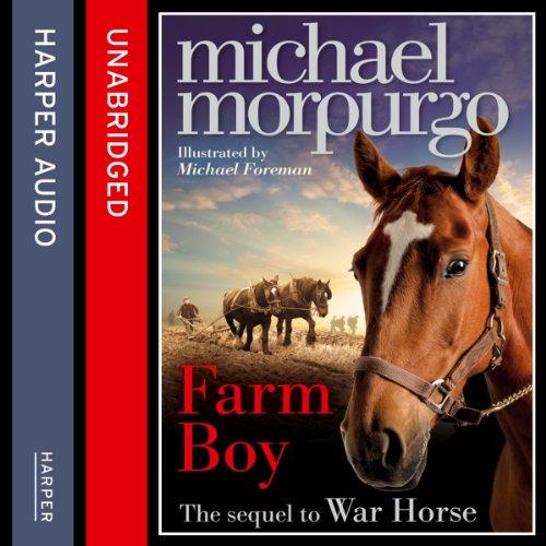Farm Boy audiobook cover art