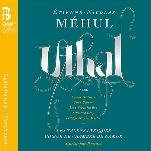 Les Talens Lyriques, Chœur de Chambre de Namur & Christophe Rousset