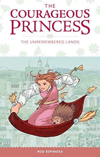 Courageous Princess Volume 2 (The Courageous Princess)