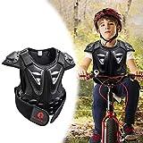 Kinder Motorrad Rüstung, Rücken Motorrad Schutz Jacke, Kinder Motorrad Weste Brustpanzer Racing...