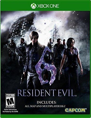 Resident Evil 6 (US-Version / Codefree)