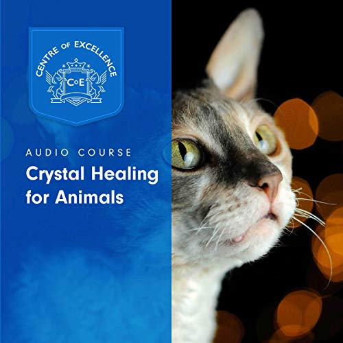 Crystal Healing for Animals Titelbild