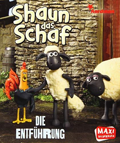 MAXI Shaun das Schaf: Die Entführung