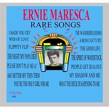 Ernie Maresca: Rare Songs