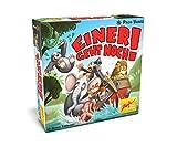 Zoch 601105145 - Einer geht noch - Ein federleichtes Kartenspiel für Groß und Klein um gewichtige Tiere schlau zu verteilen, ab 8 Jahren
