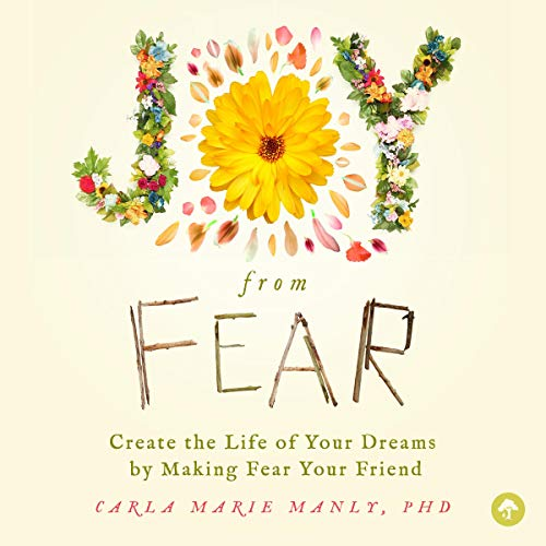 Joy from Fear audiobook cover art