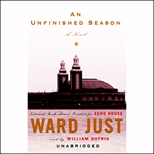 An Unfinished Season audiobook cover art