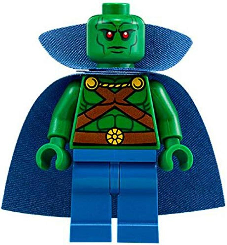 LEGO DC Martian Manhunter Minifigure [Loose]
