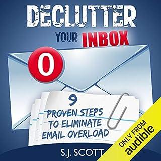 Declutter Your Inbox audiobook cover art