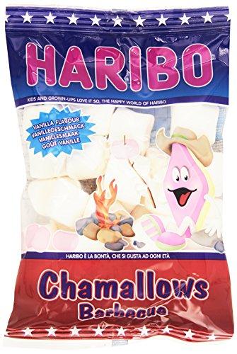 Haribo - Chamallows Barbecue, Caramelle Gommose - 6 pezzi da 175 g [1050 g]