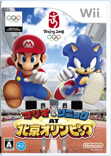 Mario & Sonic at the Olympic Games[Import Japonais]