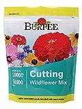 Burpee Wildflower Cutting Mix 50,000 Seeds,...