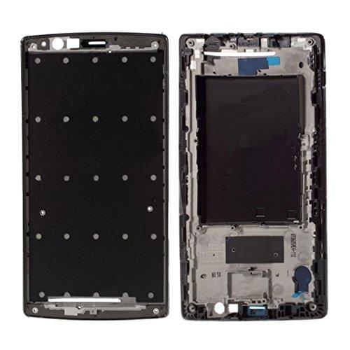 TANGJIANCHENG-PHONE ACCESSORIES Profesional Bisel de Marco Medio con Adhesivo Compatible con LG G4 / H815 Partes