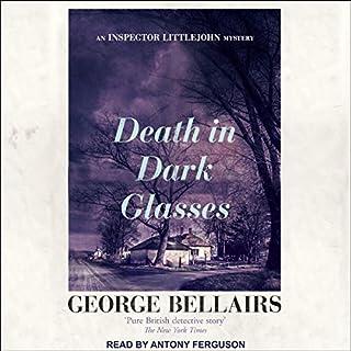 Death in Dark Glasses cover art