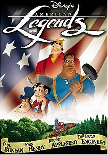 Disneys American Legends