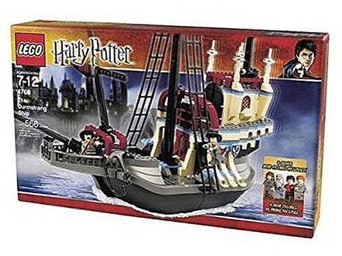 Lego Harry Potter The Durmstrang Ship With 4 Bonus Mini Figures 4768 566 Pieces Buy Online In Bahamas At Desertcart Productid 10511014 Movieclips2941 ► follow my twitter! lego harry potter the durmstrang ship