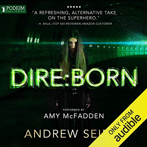Dire: Born audiobook cover art