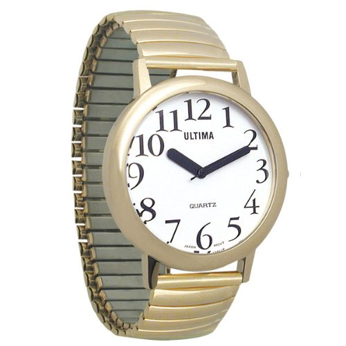 Ultima Unisex Low Vision Watch
