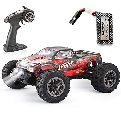 VATOS Ferngesteuertes Auto RC Off-Road Buggy 1:16 36km/h 4WD Funkfernsteuerung Elektro Geländewagen für Outdoor Umgebung Draußen Spielzeug Auto für Erwachsene und Kinder