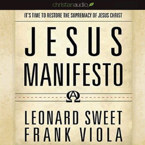 The Jesus Manifesto cover art