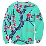 Women Men Outerwear Arizona Tea Sweatshirts Casual Sportswear Green