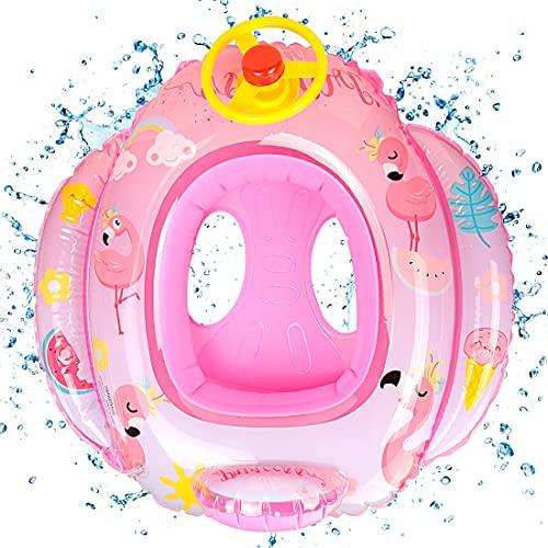 O-Kinee Baby Schwimmring, Baby Float schwimmreifen, Schwimmring am Lenkrad, Kleinkind Kinder Schwimmreifen, Baby Float Schwimmreifen, Baby Schwimmen Ring, Kinder Schwimmreifen Spielzeug