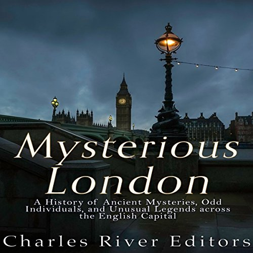 Mysterious London audiobook cover art