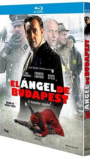 El Ángel de Budapest (BR) [Blu-ray]