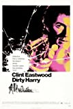 Posters Dirty Harry Filmplakat 61cm x 91cm 24inx36in
