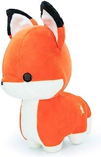 Bellzi Orange Fox Stuffed Animal Plush Toy - Adorable Toy Plushies and Gifts! - Foxxi