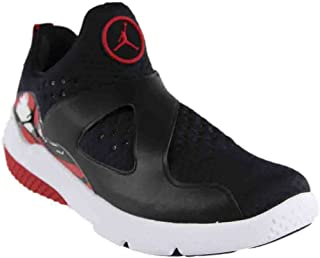 Nike Air Jordan Trainer Essential Mens Trainers 888122 Sneakers Shoes (uk 7 us 8 eu 41, black white gym red 016)