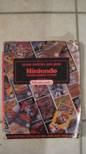 guide officiel des jeux nintendo