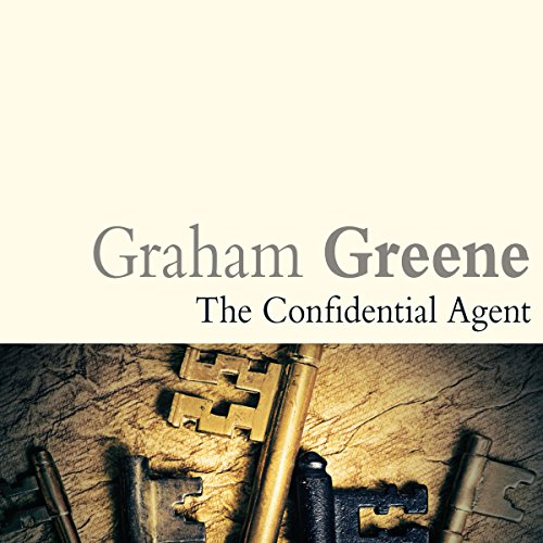 The Confidential Agent audiobook cover art