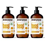 Everyone Hand Soap: Meyer Lemon and Mandarin, 12.75 Ounce, 3 Count- Packaging May Vary