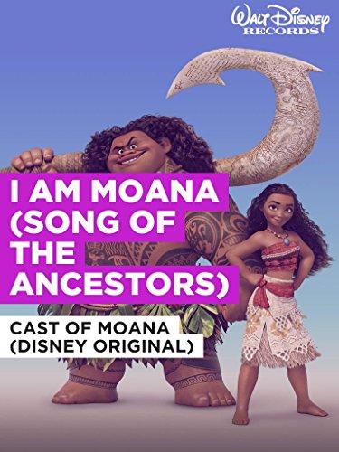 I Am Moana (Song of the Ancestors) im Stil von