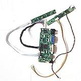 Para portátil HSD100IFW1-A05/A04/A02/A01 1024 * 600 de 30 pines LVDS HDMI+VGA+DVI WLED M.NT68676 controlador de pantalla LCD kit de placa de unidad (HSD100IFW1-A04)