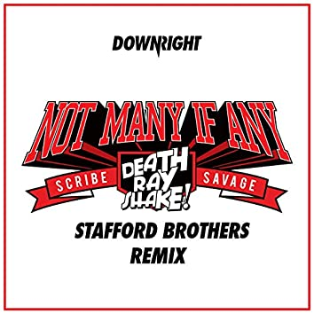 Not Many If Any (Stafford Brothers Remix)