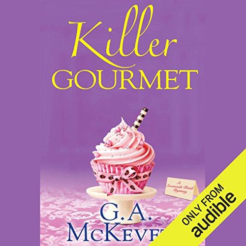 Killer Gourmet audiobook cover art