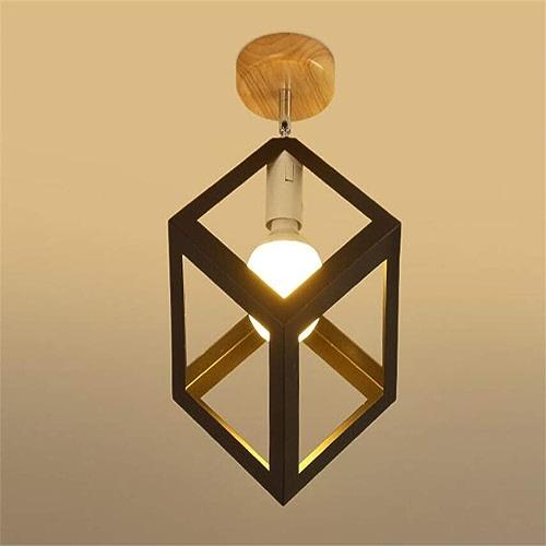 Plafonnier Personnalité Créative Nordique Minimaliste Plafonnier Couloir Balcon Moderne Lampe Vestiaire Allée Lampe Porche Japonais