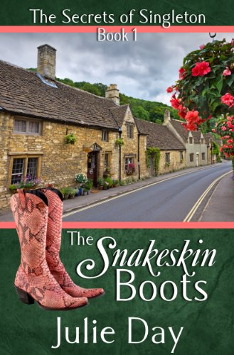 The Snakeskin Boots (The Secrets of Singleton Book 1) (English Edition)