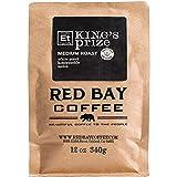 Red Bay Coffee King's Prize Ethiopian Coffee Beans - Medium Roast Ethiopian Yirgacheffe Coffee - Fresh Whole Bean Coffee - Single Origin Coffee Beans - 12oz Resealable Pouch of Specialty Coffee Beans