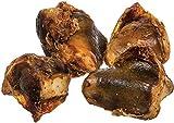 Knee Cap Dog Bones (2 ct) [250 Pack] - Beef, Bulk Healthy Treat & Natural Chews, Made USA, American Made