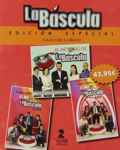 Caja La Báscula: Edición especial 3 libros (Fuera de colec