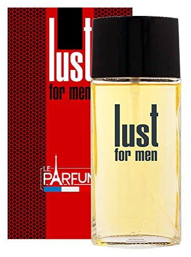 LE PARFUM DE FRANCE Lust Eau de Toilette Homme 75 ml