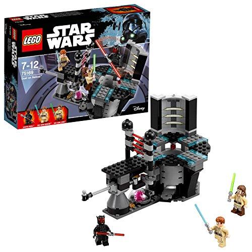 LEGO- Star Wars Obi-WAN Kenobi Duello su Naboo Costruzioni Piccole Gioco Bambina Giocattolo, Multicolore, 75169