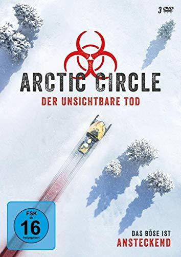 Arctic Circle - Der unsichtbare Tod [3 DVDs]