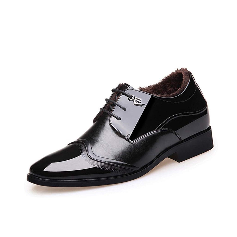 [Donahutt03] ビジネスシューズ 25.5cm 歩きやすい 柔らかい 屈曲性 防滑 ブラック 通勤 長持ち 通気快適 履きやすい 疲れにくい 出張