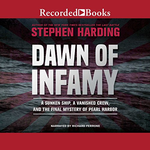 Dawn of Infamy audiobook cover art